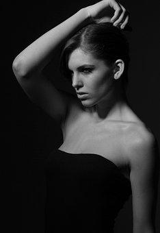 Model, Beautiful, Young Model, Women's, Fashion