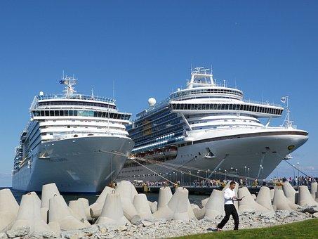 Cruise Ships, Baltic Cruise Ships, Cruising