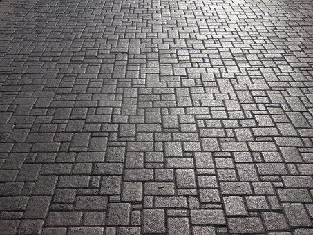 Patch, Paving Stone, Stones, Pattern, Road, Flooring