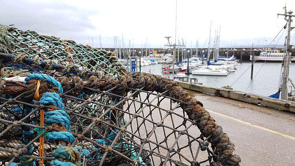 Scarborough, Boats, Fishing, Harbour, Cobbler, Harbor