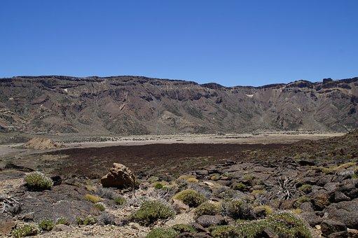 Tenerife, Teide National Park, National Park