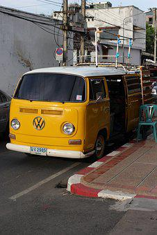 Chiang Mai, Car, Volkswagen