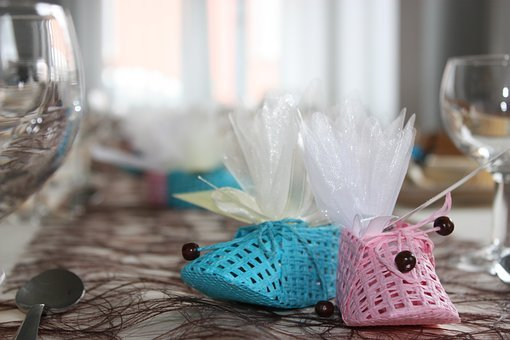 Slippers, Baptism, Festival, Candy, Tule, Birth, Child