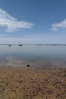 Beach, Sky, Sea, Summer, Ocean, Water, Sand, Blue