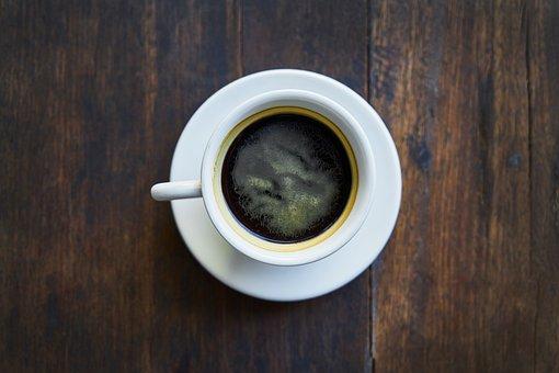 Coffee, Caffeine, Food, Beverage, Photo, Wake