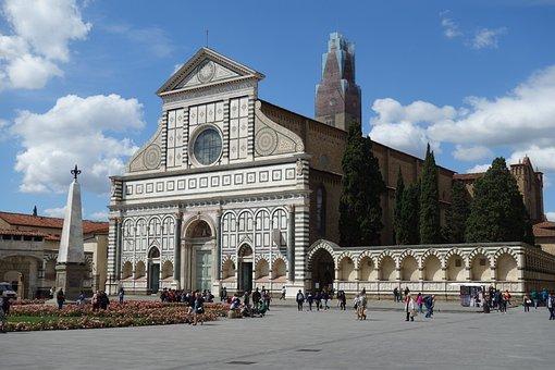 Santa Maria Novella, Florence, Italy, Church