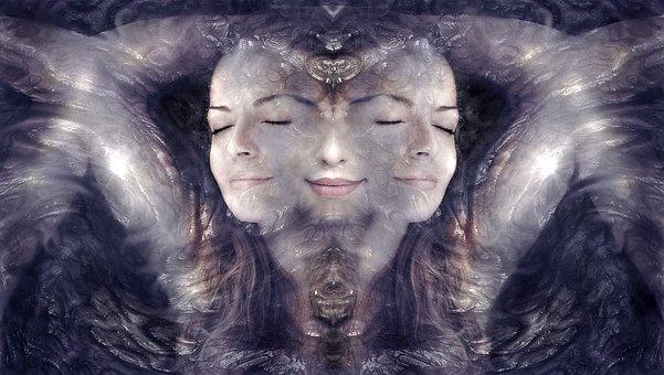 Fantasy, Portrait, Fairytale, Face, Beauty, Female