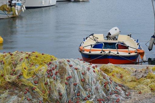 Fisherman, Ship, Network