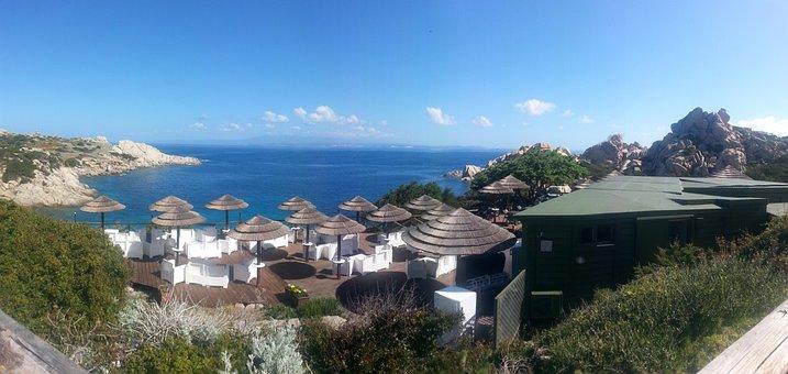 Sea, Italy, Summer, Water, Sardinia, Mediterranean