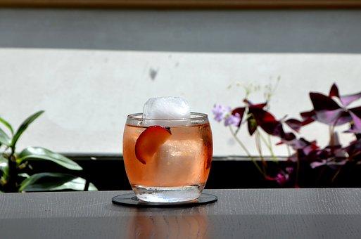 Negroni, Cocktail, Mixology, Umeshu, Plum, Liqueur