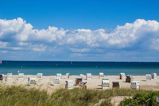 Beach, Baltic Sea, Nature, Sand Beach, Holiday, Coast