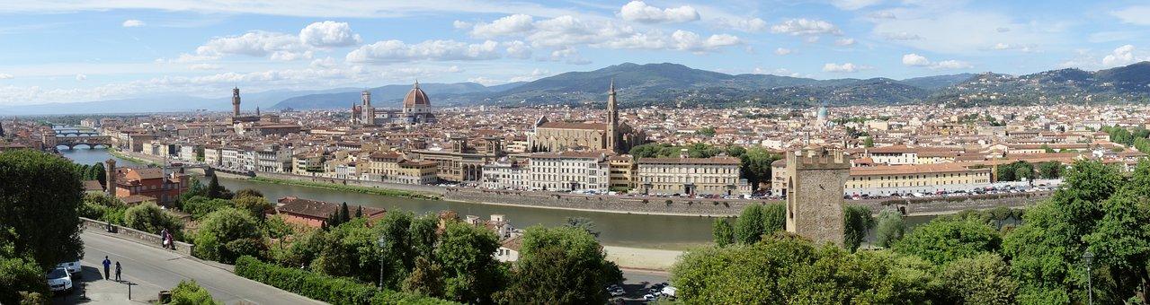 Italy, Florence, Tuscany, Architecture, Europe, Travel
