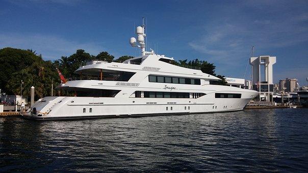Yacht, Boat, Yachting, Vacation, Nautical, Marine
