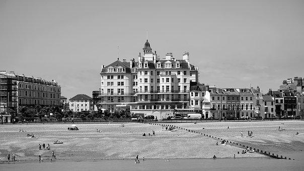 Building, Seaside, Coast, Architecture, Town, Uk