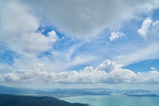 Landscape, Ada, Blue, Beach, Coastline, Marine, Nature