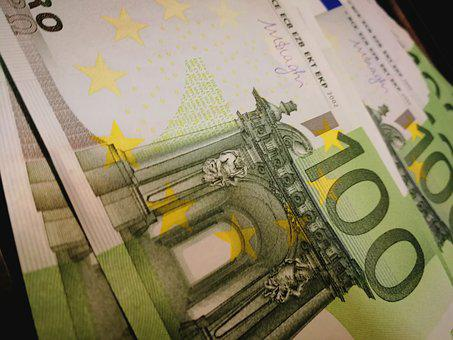 Euro, Money, Safe, Credit, Finance, Coins, Currency