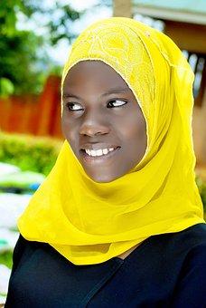 Muslim Dressing, Mbogo High School, High School Girls
