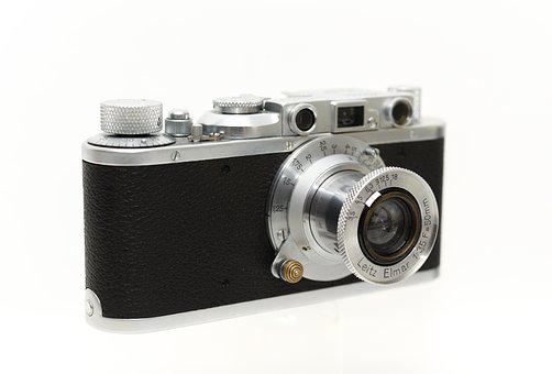 Leica, Camera, German, Rangefinder, Photo, Lens