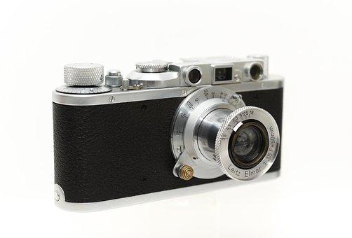 Leica, Camera, German, Rangefinder, Photo, Lens
