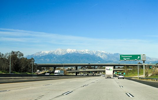 Highway, Usa, Los Angeles, La, Road, America, Travel