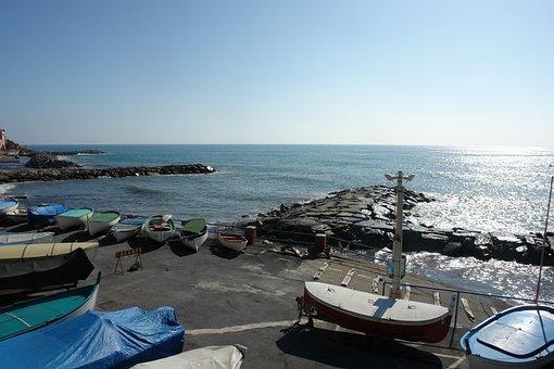 Sea, Boats, Water, Travel, Vacation, Summer, Blue