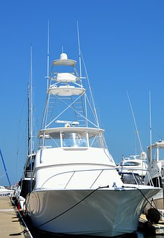 Oat, Marina, Stored, Moored, Secured, Security