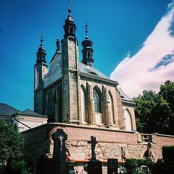 Church, Czech, Culture, Kutnahora, Architecture, City