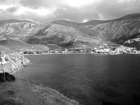 Amorgos, Cyclades, Egiali, Greece, Hellas, Island