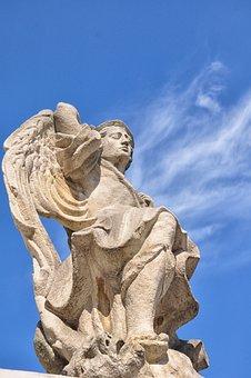 Figure, Sculpture, Monument, Architecture, Character