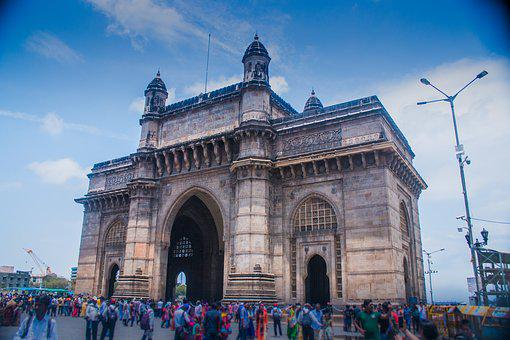 Gate Way Of India, Mumbai, Historical, Architecture