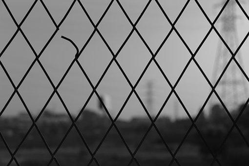 Photography, Net, Black And White