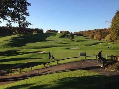 Golf, Green, Route, Sport