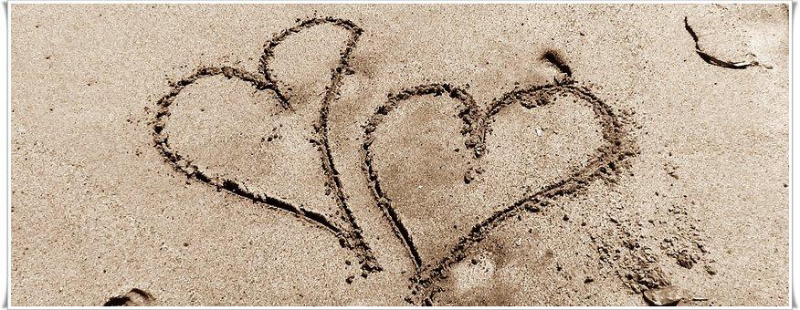 Summer, Love, Sand