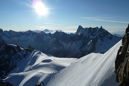 Mountain, Chamonix, Landscape, Alps, Nature, Snow