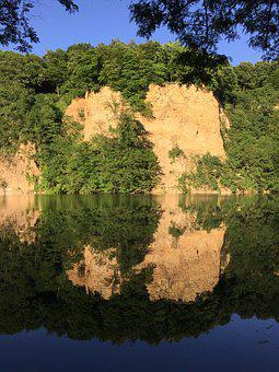 Dornheckensee, Bonn, Quarry