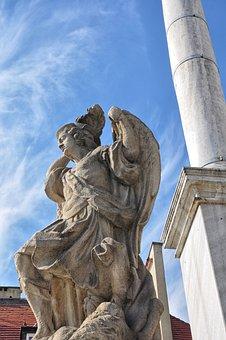 Column, Monument, Sculpture, Tourism, Culture, Travel