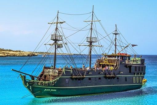 Cyprus, Cavo Greko, Cruise Ship, Tourism, Vacations