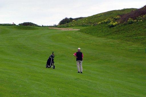 Golf, Normandy, France