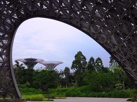 Garden By The Bay, Singapore, Marina