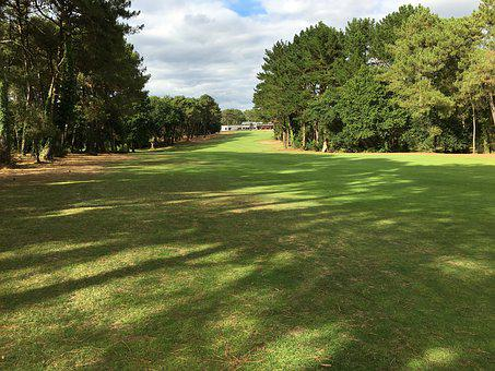 Golf, Lawn, Brittany