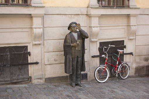 Stockholm, Bronze, Sculpture, Artwork, Sweden