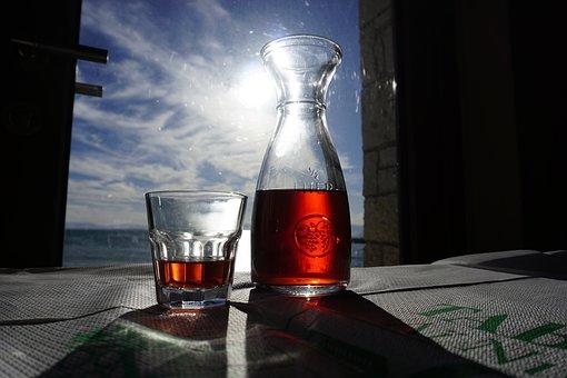 Greece, Attiki, Varea, Wine