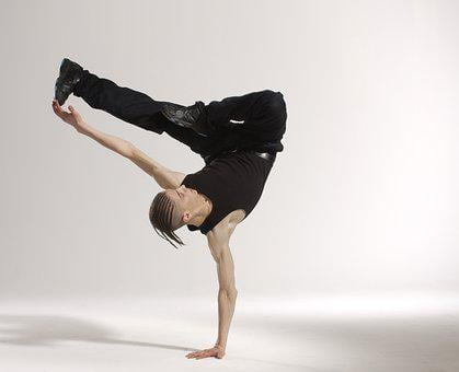 Dance, Sport, Human, Carefree, Fitness, Acrobat