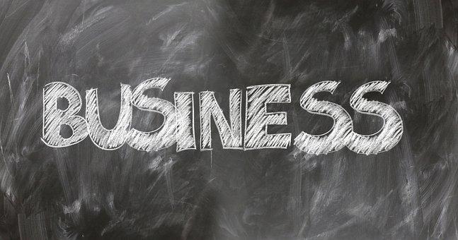 Business, Board, School, Teaching, Chalk, Office