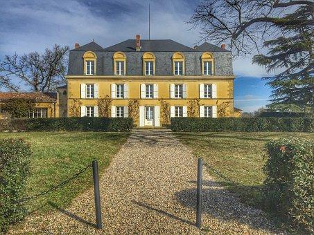 Chateau Guiraud, Château, France, Bordeaux, Wine
