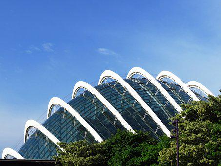 Flower Dome, Garden By The Bay, Singapore