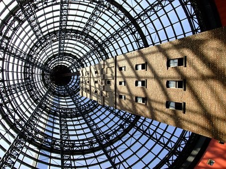 Shot Tower, Melbourne, Australia, Architecture, Tower