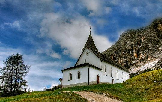 Dolomites, Alta Badia, Nature, Unesco World Heritage