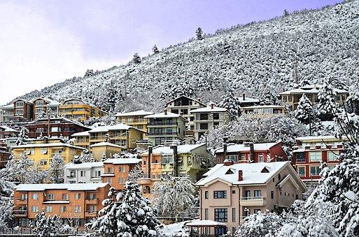 Kiis, Winter, Snow, Snow Landscape, Winter Season
