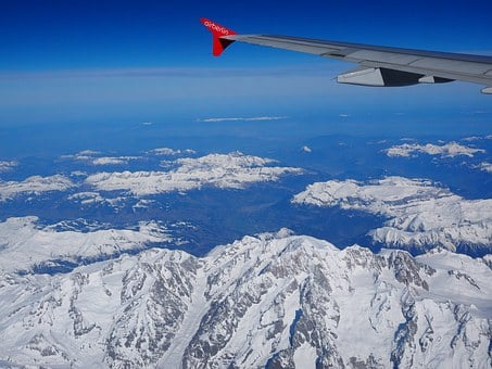 Mont Blanc, Mountain, 4810, 4810 M, Highest Peak
